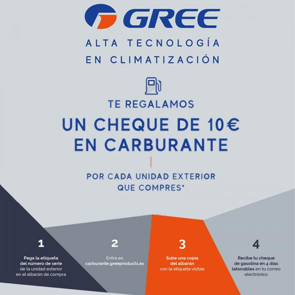 Cheque regalo carburante